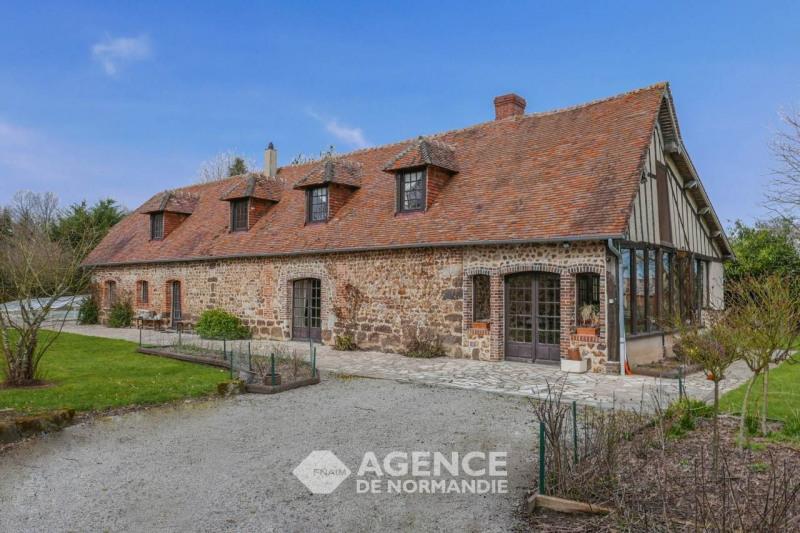 Sale house / villa La barre-en-ouche 169500€ - Picture 1