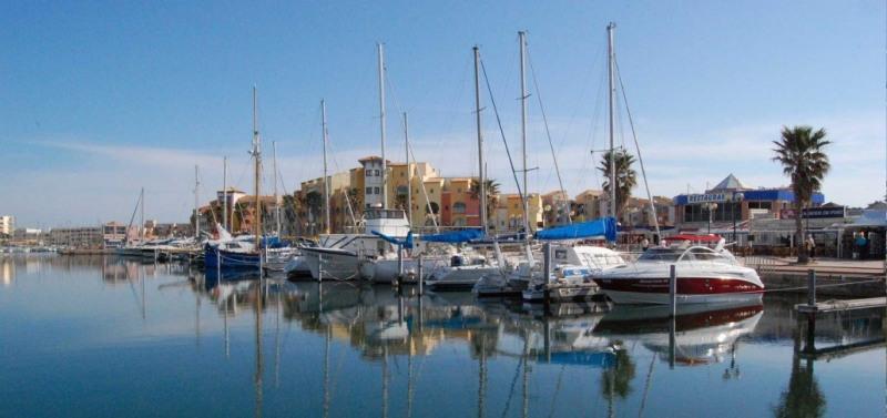 Location vacances appartement Port leucate 210,28€ - Photo 9