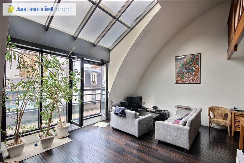 Vente appartement Paris 19ème 649000€ - Photo 2