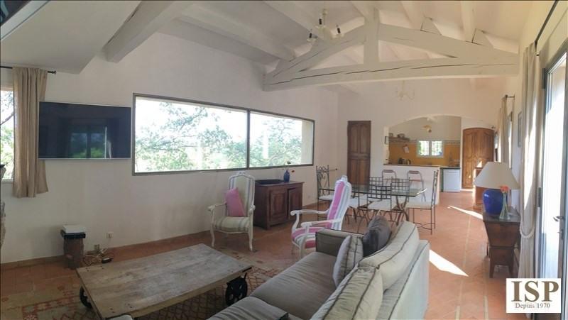 Vente de prestige maison / villa Les milles 795010€ - Photo 2