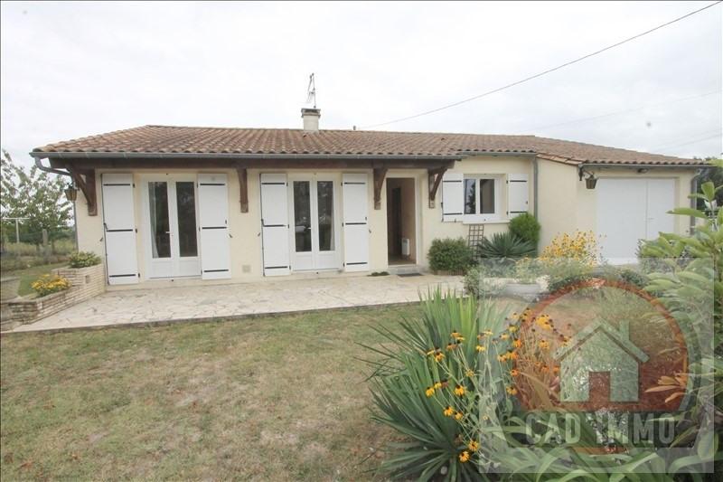 Vente maison / villa Rouffignac de sigoules 129000€ - Photo 1