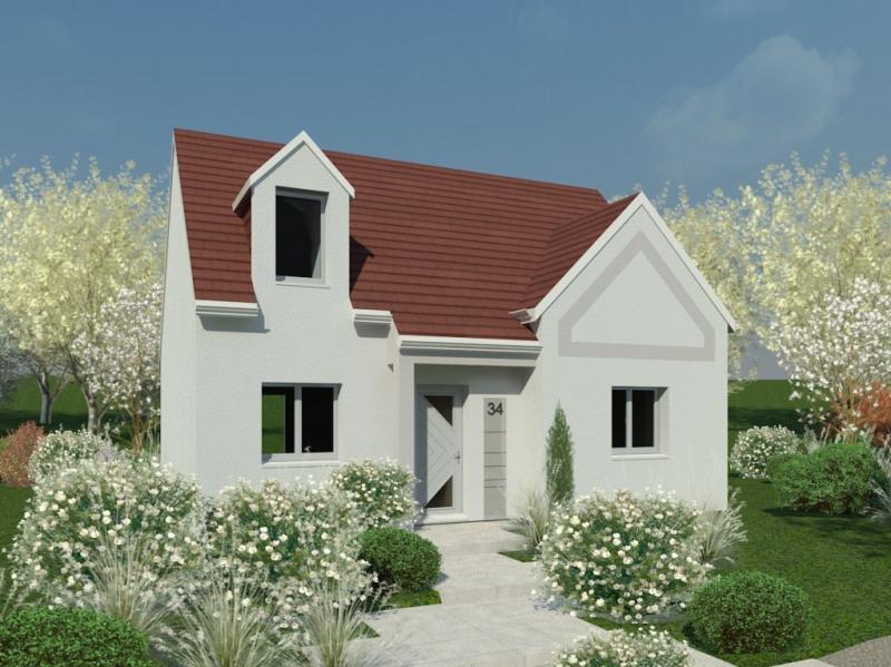 Maison  4 pièces + Terrain 500 m² Sourdun par Les Maisons.com Pontault-Combault