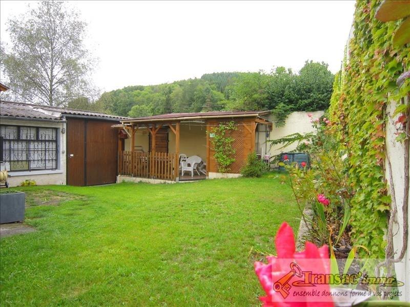 Sale house / villa La monnerie le montel 128400€ - Picture 2