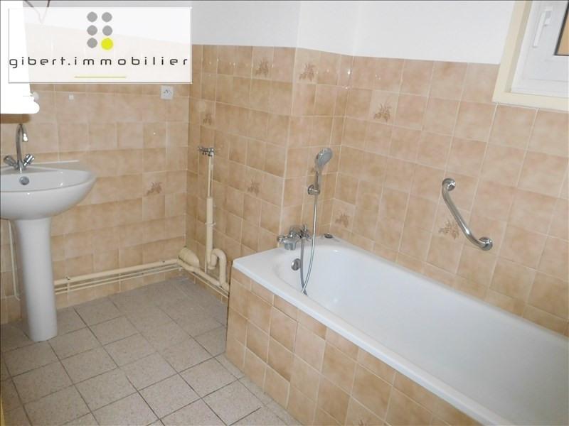 Location appartement Le puy en velay 569,75€ CC - Photo 2