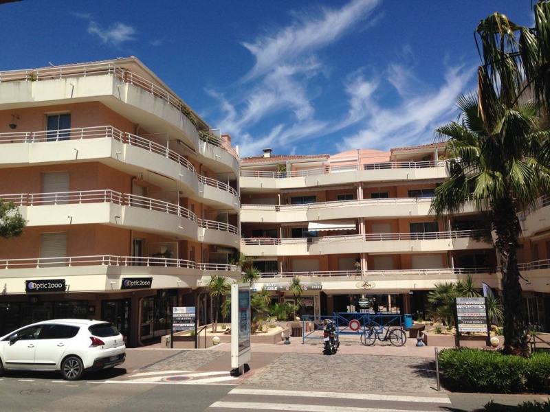 Grand appartement 2 chambres en centre ville