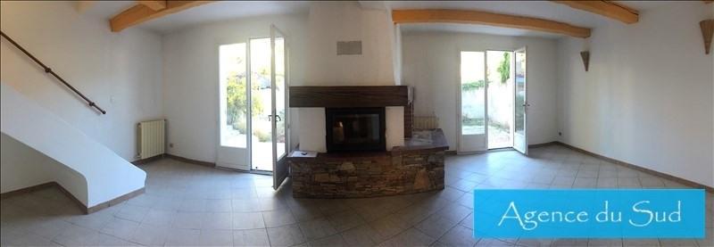 Vente maison / villa Carnoux en provence 370000€ - Photo 3