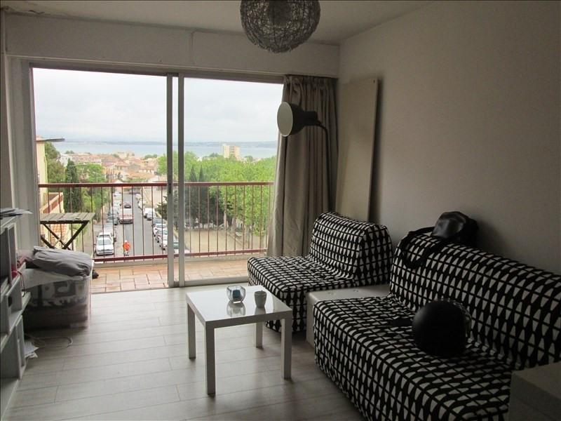 Vente appartement Sete 92000€ - Photo 1