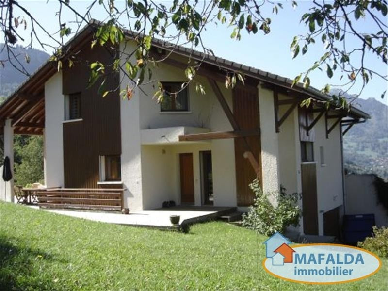 Vente maison / villa Mont saxonnex 530000€ - Photo 2