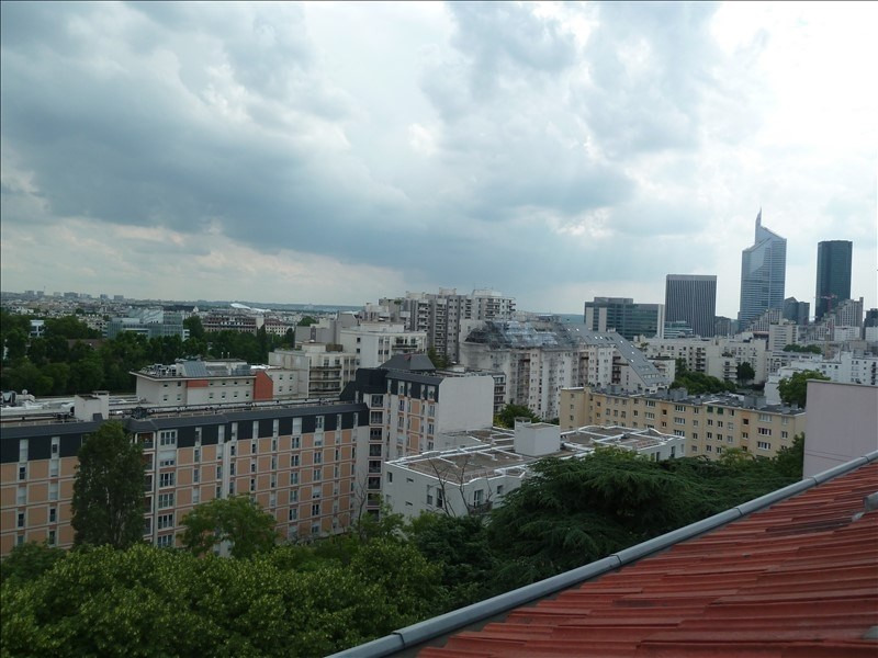 Rental apartment Courbevoie 530€ CC - Picture 1