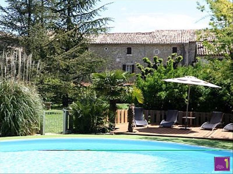 Vente de prestige maison / villa Barjac 425000€ - Photo 1