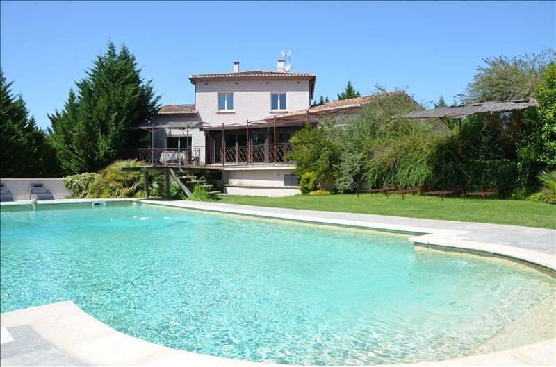 Deluxe sale house / villa Vallon pont d arc 613 600€ - Picture 2