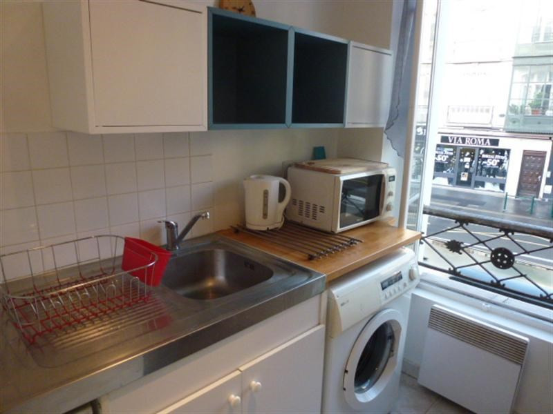 Rental apartment Fontainebleau 682€ CC - Picture 5