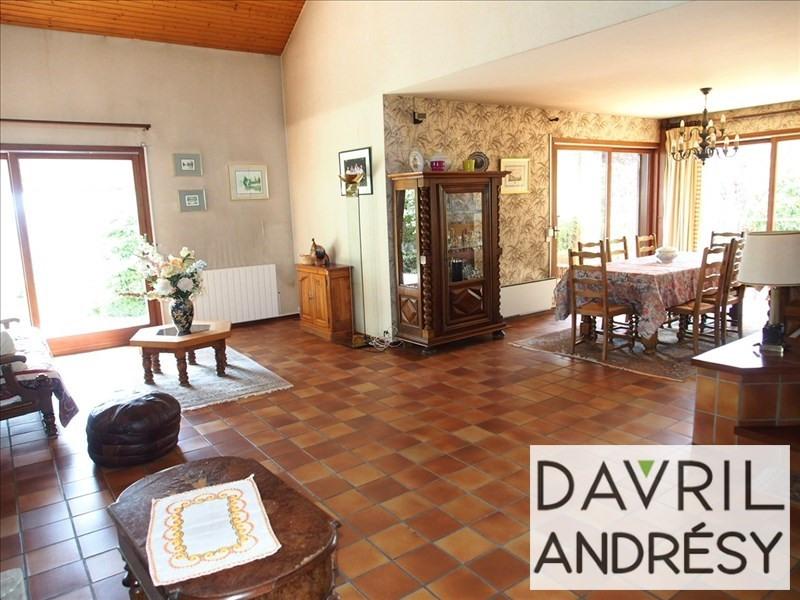 Vente maison / villa Chanteloup les vignes 450000€ - Photo 3