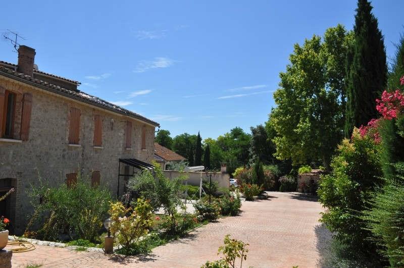 Verkoop van prestige  huis Chateauneuf de gadagne 1567000€ - Foto 3
