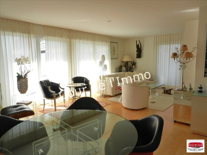 Vente appartement Douvaine 416 000€ - Photo 4