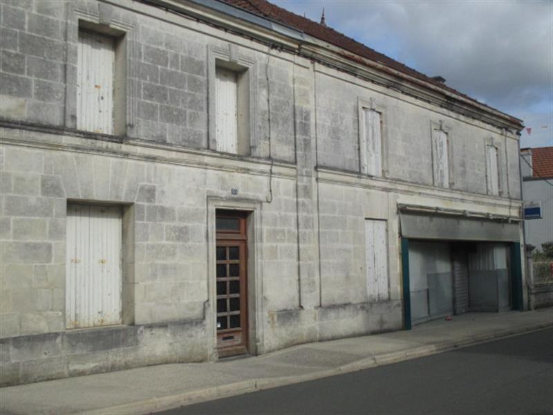 Vente immeuble Saint-porchaire 201400€ - Photo 1