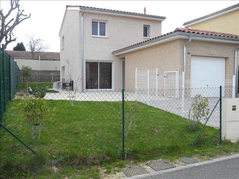 Vente maison / villa Villars les dombes 252000€ - Photo 1