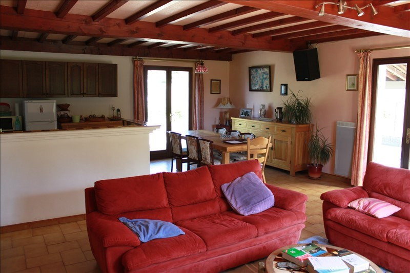 Sale house / villa Marcollin 210000€ - Picture 6