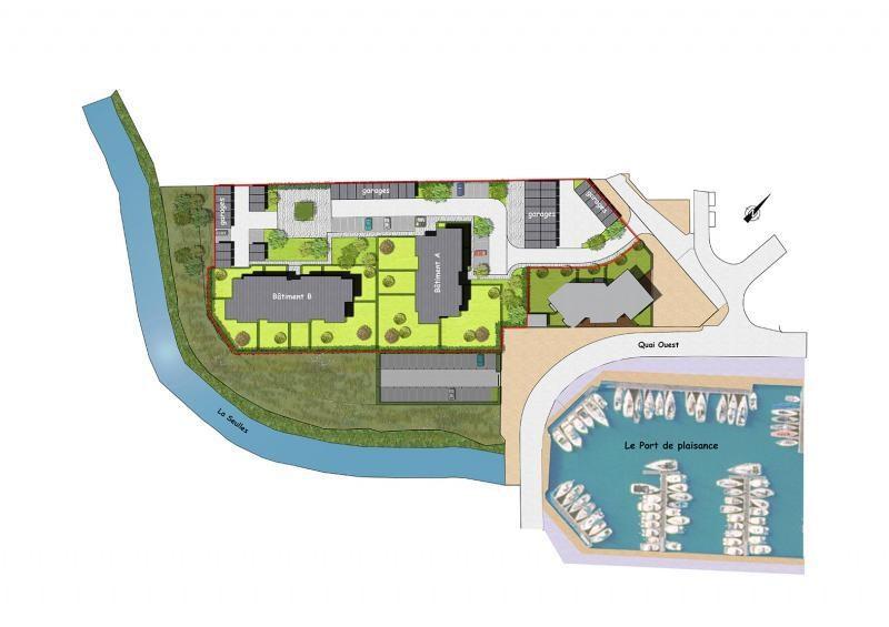 Vente appartement Courseulles sur mer 315000€ - Photo 2