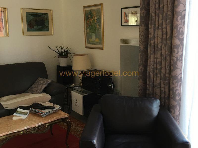 Vendita nell' vitalizio di vita appartamento La farlède 150000€ - Fotografia 2