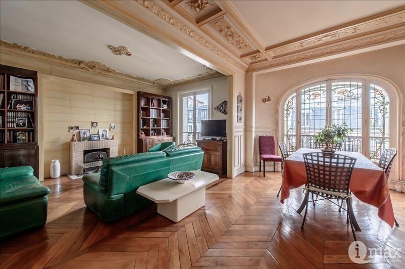 Vente de prestige appartement Paris 18ème 1180000€ - Photo 1