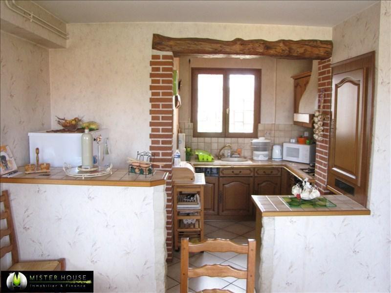 Verkoop  huis Montauban 132500€ - Foto 7
