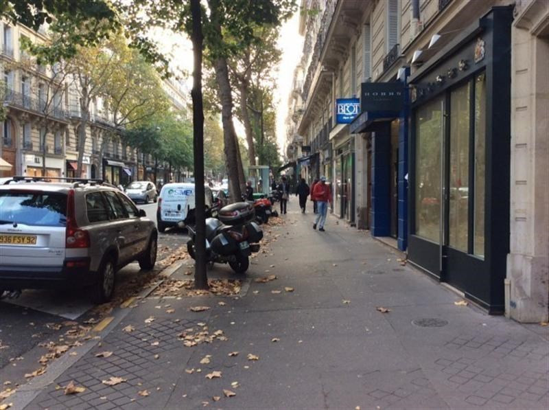Location Boutique Paris 16ème 0