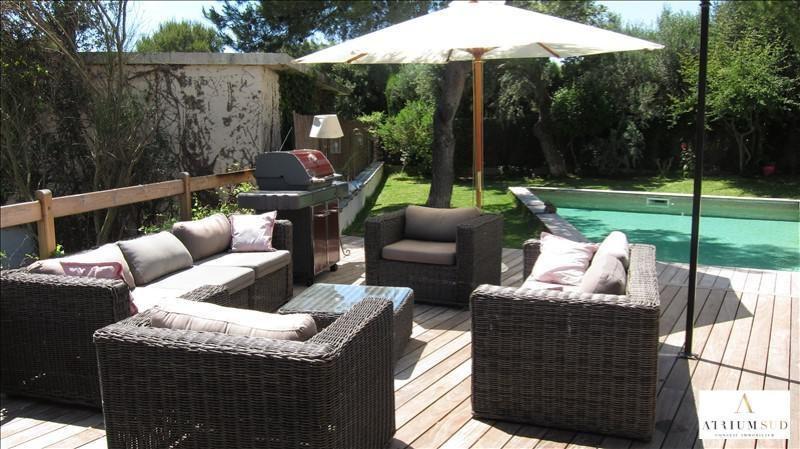 Deluxe sale house / villa St raphael 890000€ - Picture 4