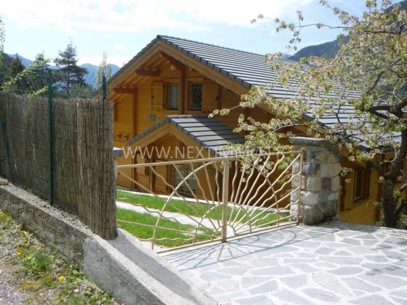 Venta  casa Saint-martin-vésubie 487000€ - Fotografía 27