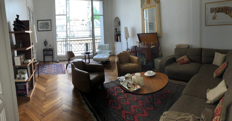 Location appartement Paris 16ème 2 800€ CC - Photo 1
