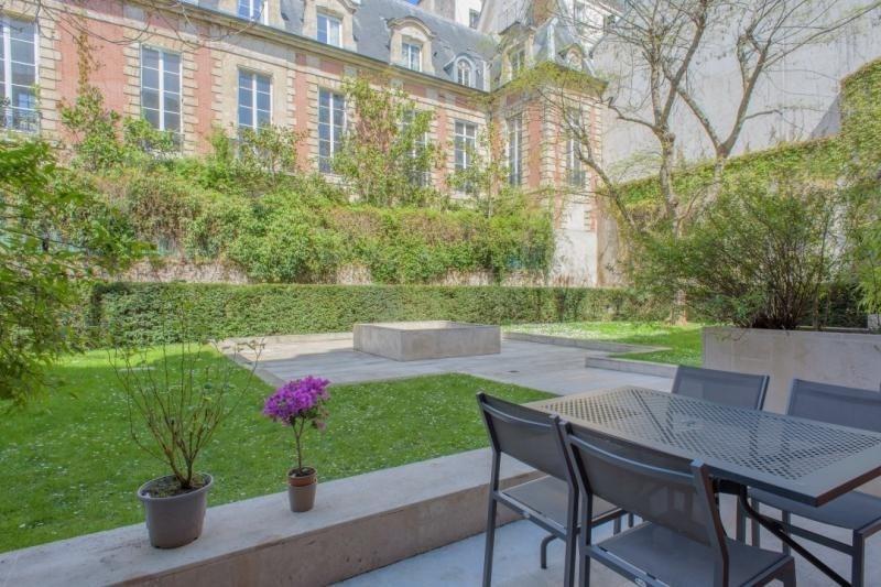 Vente de prestige appartement Paris 3ème 1690000€ - Photo 1