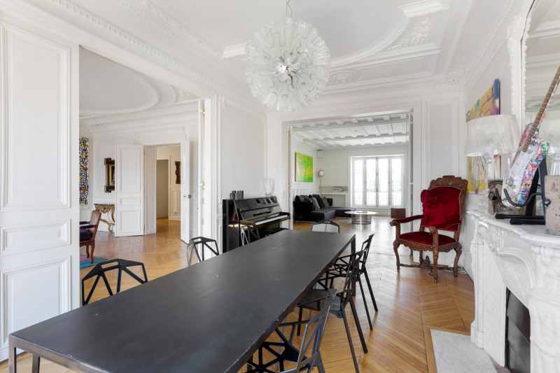 Vente de prestige appartement Paris 8ème 2340000€ - Photo 6