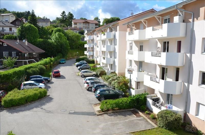 Rental apartment Oyonnax 404€ CC - Picture 1