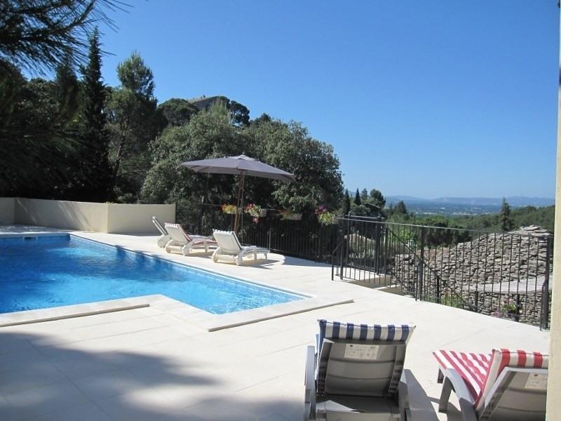 Vente de prestige maison / villa Saumane de vaucluse 755000€ - Photo 2