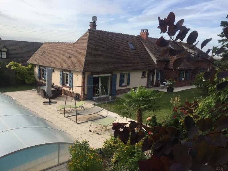 Vente maison / villa Ste genevieve pr.. 420000€ - Photo 2