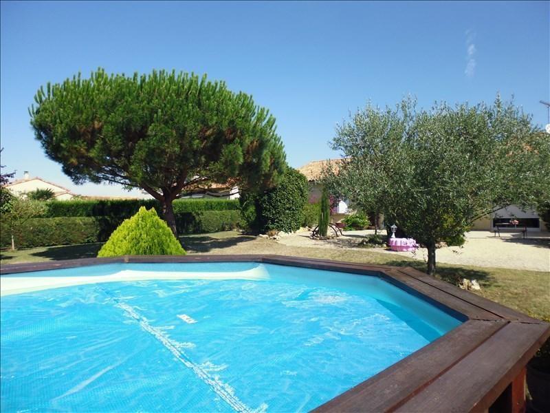Vente maison / villa Poitiers 310000€ -  3