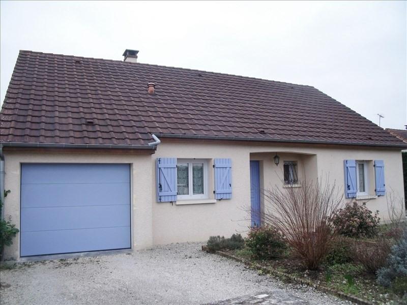 Sale house / villa St jean de losne 175000€ - Picture 1