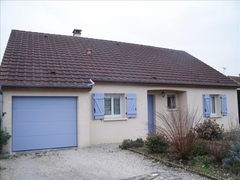 Vente maison / villa St jean de losne 175000€ - Photo 1