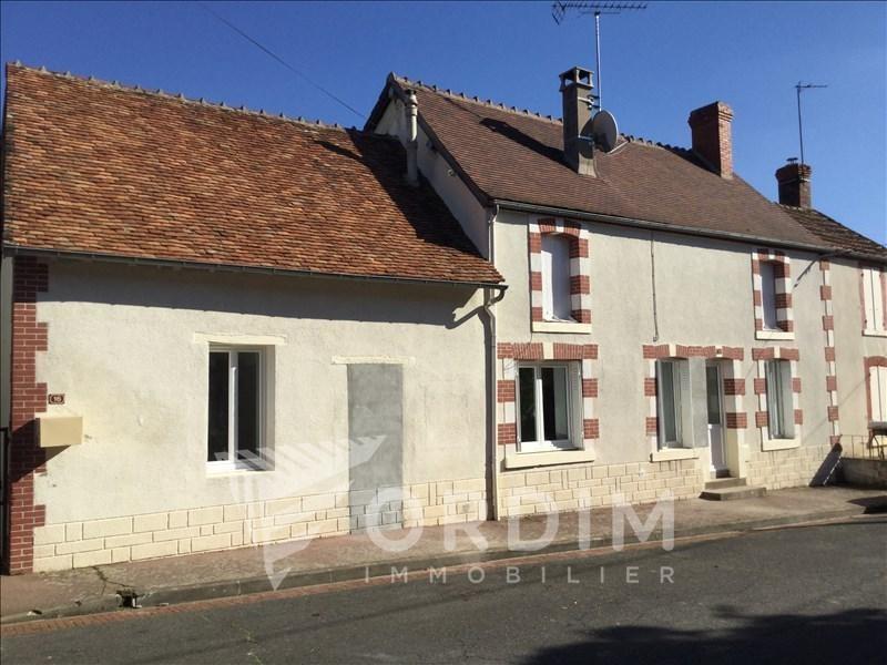 Location maison / villa Santranges 575€ CC - Photo 1