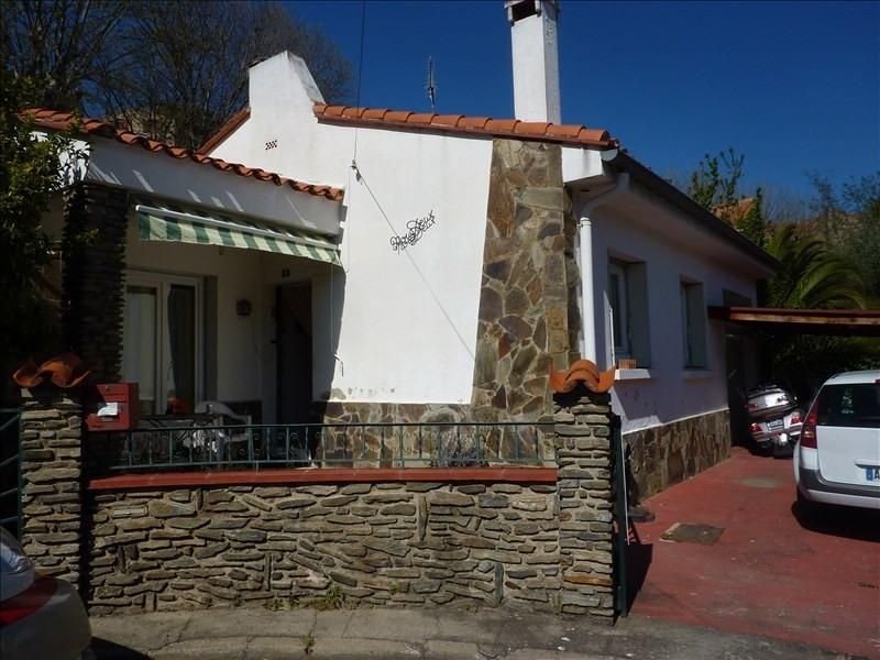 Vente maison / villa Amelie les bains palalda 170000€ - Photo 1