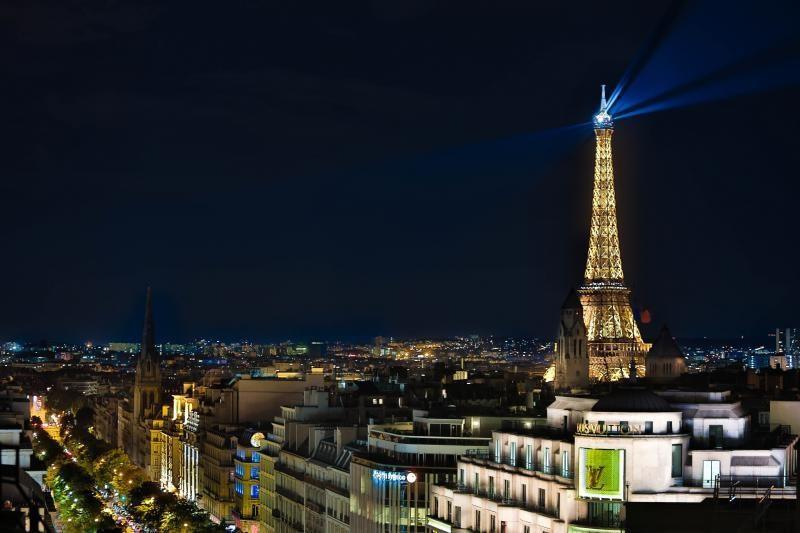 Vente de prestige appartement Paris 8ème 10500000€ - Photo 3