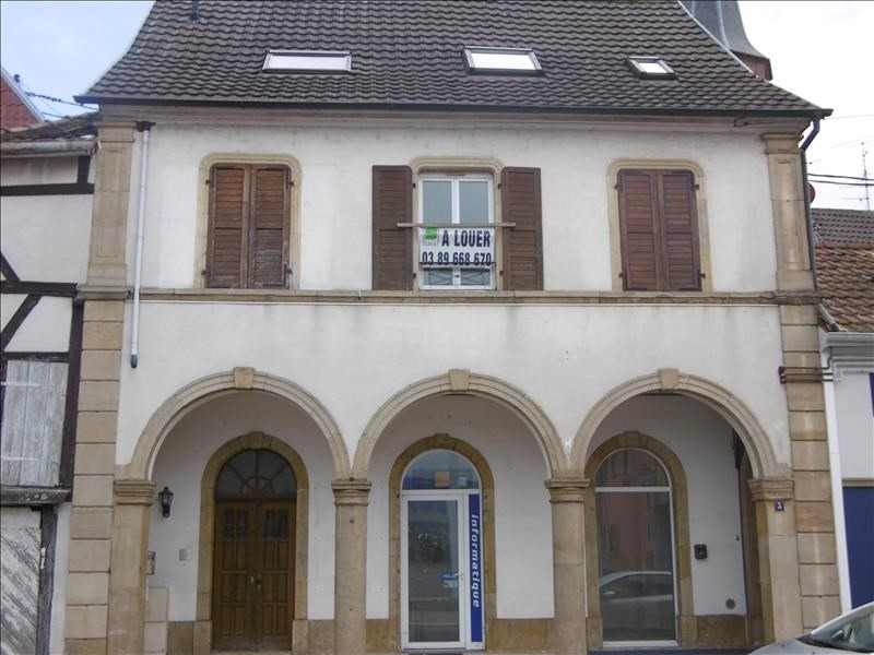 Location appartement Dannemarie 600€ CC - Photo 7