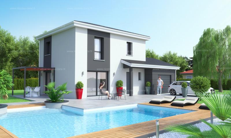 Maison  4 pièces + Terrain 700 m² Veyrins-Thuellin par GROUPE ALAIN METRAL