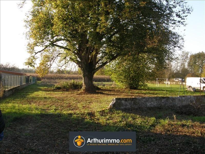 Vente terrain Morestel 65000€ - Photo 3