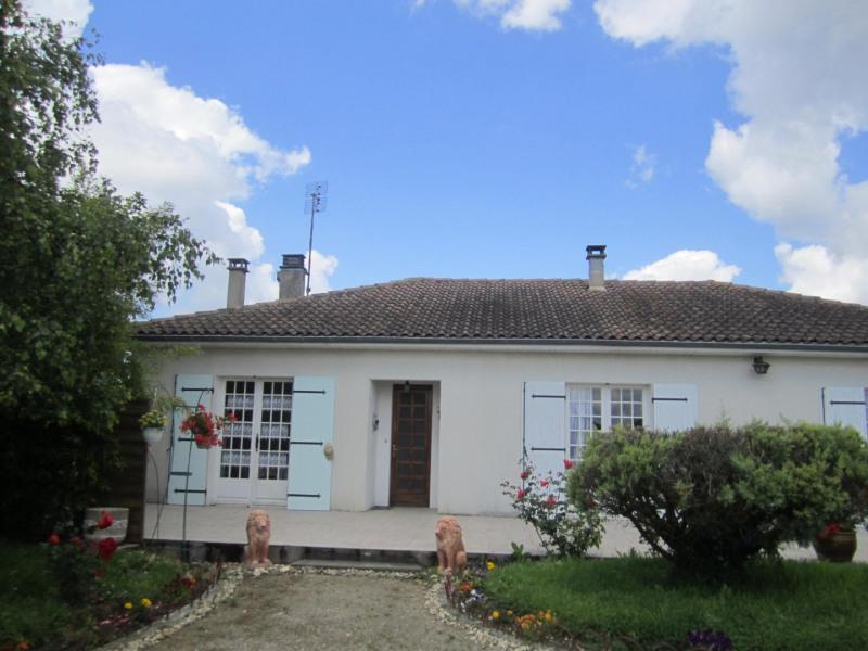 Sale house / villa Barbezieux saint -hilaire 130000€ - Picture 1