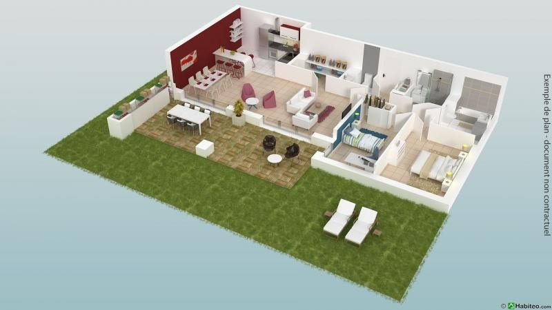 New home sale program Montpellier  - Picture 3