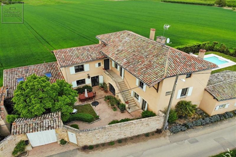 Deluxe sale house / villa Lissieu 850000€ - Picture 3