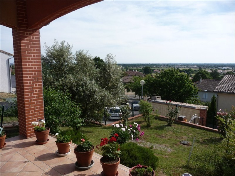 Vente maison / villa Castelginest 434000€ - Photo 2