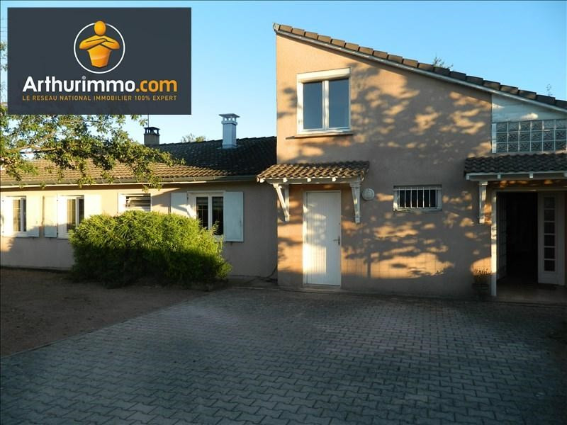 Sale house / villa Ouches 187000€ - Picture 8