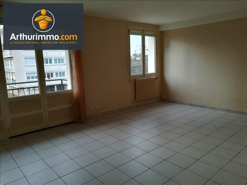Sale apartment Riorges 79000€ - Picture 2